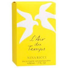 <b>Nina Ricci L'Air</b> du Temps Eau de Toilette 1.7 oz spray | Rite Aid