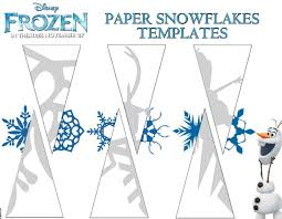Frozen Snowflake Templates Coloring Pages More Fabulessly Frugal