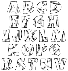 Letters In Design Bubble Letter Designs Magdalene Project Org