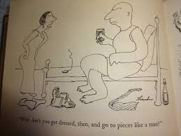 diary of an autodidact alarms and diversions by james thurber the typical thurber male