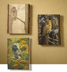 muscular owl wild wings painting detailed artistic artwork contemporary classic decorative room nature tree branch leaf on rectangular wall art panels with wall art top ten wall art wood panels interior wall panels crate