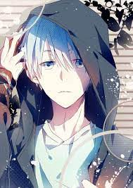 Hoodie Anime Guy Wallpapers - Wallpaper ...