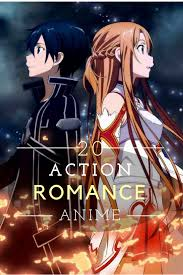 Anime with action romance and sex