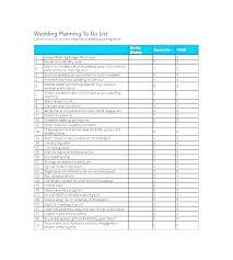 Printable Wedding Guest List Organizer Wedding Planning Guest List Template