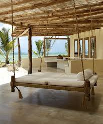 Coastal Style: Tropical Inspired Home   tropical interiors   Pinterest    Attic, Interiors and Swings