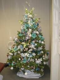 christmas decorations office kims. blue and green decorated christmas tree u2013 theme for office decorations kims o