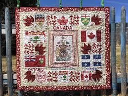 PettyQuilt Junction & CANADA 150 QUILT ~ Adamdwight.com