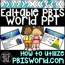 Editable Pbis Worksheets Teaching Resources Teachers Pay
