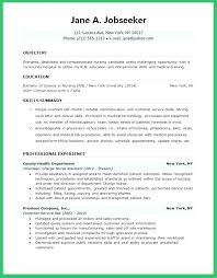 Registered Nurse Resume Examples Awesome Graduate Registered Nurse Resume Sample New Nursing Professional