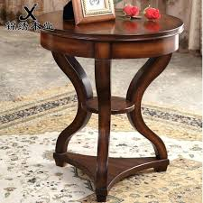 round side table wood new arrival casual solid wood side a few sofa side tables telephone round side table