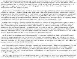 me a written essay show me a written essay