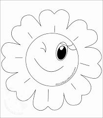 Disegni Fiori Da Colorare Per Bambini Bello Disegno Per Bambini Da