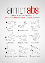 armor abs by darebee