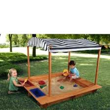 kidkraft sandbox with canopy assembly instructions outdoor wooden