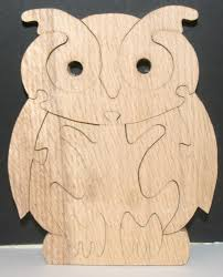 printable scroll saw patterns for beginners. owl stand up wooden jigsaw puzzle handmade on the scroll saw £9.99 printable patterns for beginners