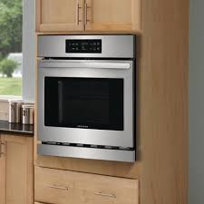 electric single wall oven