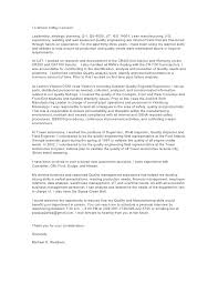 Gallery Of Cover Letter Examples For Software Quality Assurance