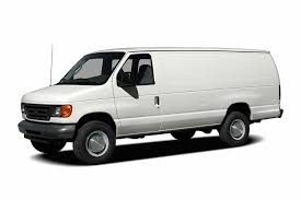 2006 Ford E 350 Super Duty Commercial Cargo Van Specs And Prices