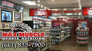 max muscle sports nutrition bakersfield supplements protein 661 835 7900 great five star