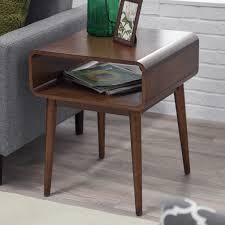 Coffee Table End Tables Belham Living Carter Mid Century Modern Side Table The Mad Men