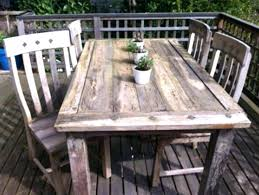 wood patio furniture clearance rustic outdoor sets teak19 patio