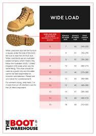 Healthy Feet Com Sizing Charts Sizing Charts