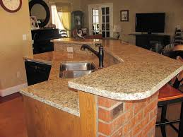 Granite Kitchen Counters Granite Counter Tops For Beautiful Kitchen Island In Modern