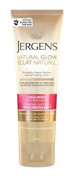 Jergens Natural Glow Light To Medium Jergens Natural Glow Nourish Daily Moisturizer