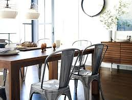 farmhouse table with metal chairs view in gallery wooden table and metal chairs from design within farmhouse table with metal chairs