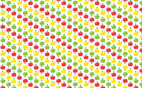 Apple Pattern Inspiration Cute Apple Pattern Fabric Irrimiri Spoonflower