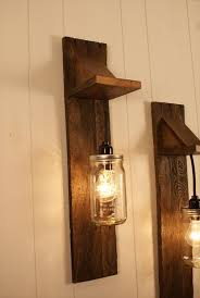wooden chandelier wood pallet
