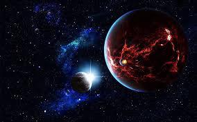 Espacio, estrellas, universo, planeta, satélite, nebulosa, espacio,  estrellas, Fondo de pantalla HD | Wallpaperbetter