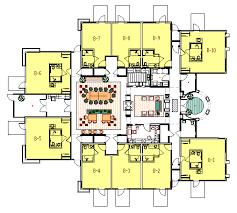Assisted Living  Bethesda Gardens Monument Assisted Living Assisted Living Floor Plan