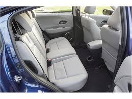 Fitting a bulky child seat's relatively easy, too. Honda Hrv Back Seat Cover Honda Hrv
