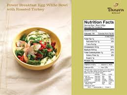 Panera Bread Nutrition Chart Pin On Low Carb Cooking
