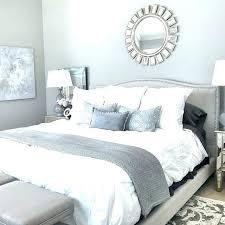 gray bedroom design bedroom gray white bedding