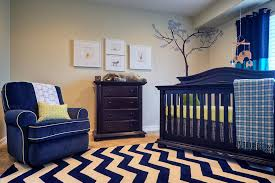 nursery rugs navy blue chevron area rug room intended for decor 18
