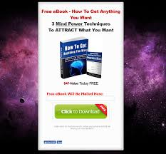 100 of the best landing page examples critiqued the law of attraction world landing page example