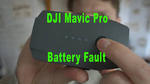 Mavic Pro Battery Lights Meaning Dji Mavic Pro Battery Fault Not Working Battery Issue