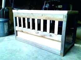 dog crate bench furniture work s wooden crates decoration ideas for home