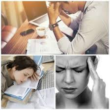 Resultado de imagen para personas con tipos de estres
