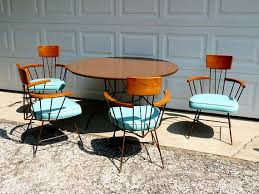 mid century modern dining room table and chairs with fine mid century modern furniture dining room chairs custom