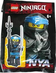 Spielzeug LEGO Minifigure Foil Packs Ninjago: Iron Baron Nya Cole Lloyd Kai  Zane triadecont.com.br