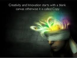Quotes On Creativity Delectable Creativity Quotes Creativity And Innovation Starts With A Blank