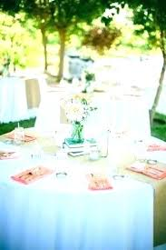 round table decor ideas round table centerpiece ideas simple wedding centerpieces for tables interesting decorations with