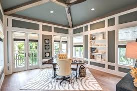 Beautiful Home Office Beautiful Home Office Design Idea 1 Interior
