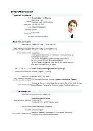 All Resume Format Free Download Bca Resume Format Resume Format Image Result For Resume Format