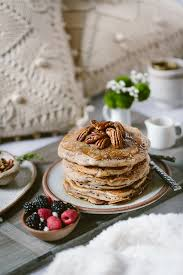 gluten free and maple sweetened buckwheat pancakes delicious breakfast pancakes made healthier