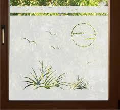 Fensterfolie Aufkleber Dusche Gd37 50cm Hoch Sichtschutzfolie