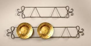 wall plate hangers canada decorative golden holder